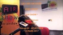 Extraits Live - Sibylle Liévois - Illusion extrait EP Eclectique  - Le  Koby Show 13 mars 2017 - AIR SHOW