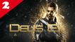 Deus Ex : Mankind Divided #02 - Difficile   Let's Play en direct FR