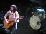 Pauline Croze -  Mal assis (live)