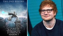 Ed Sheeran To Guest Star In Game Of Thrones 7 | Hollywood Buzz