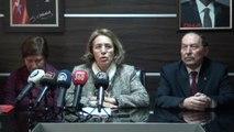 Çorum CHP Kadın Kolları Genel Başkanı Köse Türkiye, Protokole Uymadı