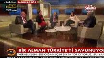 Alman Verheugen, Türkiye'ye iftira atan Dündar'ı rezil etti videosunu izle - Sabah TV