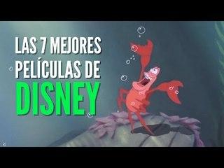 Las 7 mejores películas de Disney