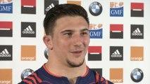 Rugby - Top 14 - Fusion R92/SF : Chat «Je suis focalisé sur le Pays de Galles»