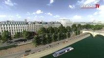 Voies sur berges à Paris : les deux scénarios possibles