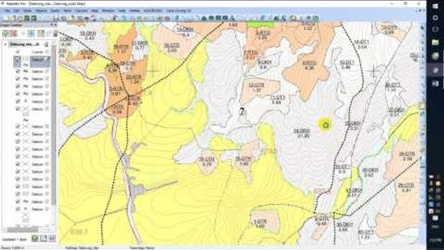 Xác định vị trí đứng trên bản đồ và ngoài thực địa - kỹ năng thực địa - kinh nghiệm đi rừng