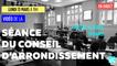 Conseil d'Arrondissement du 15 eme Arrondissement du Lundi 13 Mars 2017