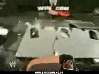 Backlash 2004 Chris Benoit vs Hbk vs Triple h