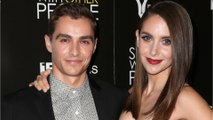 Dave Franco And Alison Brie Get Hitched