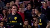 11 D'EUROPE du 13/03 - 27e journée Grenade 0 - 1 Atlético Madrid