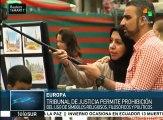 Europa aprueba ley que permite a empresas prohibir el uso del hiyab