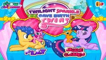 Twilight Sparkle Gave Birth Twins - Best Baby Games For Kids