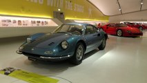 "Museo Enzo Ferrari di Modena - ""Driving with the stars"""
