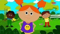 IF YOURE HAPPY AND YOU KNOW IT ♫| Nursery Rhyme | Kids Songs | Pancake Manor
