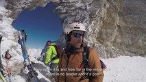 Adrénaline - Ski : Cham'Lines saison 4 épisode 3, Aurélien Ducroz et Adrien Coirier nous emmènent dans les Alpes Juliennes