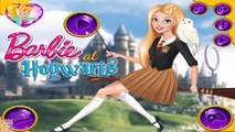 Barbie Goes To Hogwarts! Game Movie - Barbies Adventures at Hogwarts Dress Up Games For G