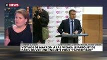 Une enquête ouverte sur la soirée de Macron à Las Vegas