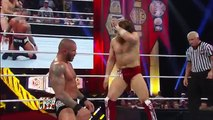 Daniel Bryan vs. Randy Orton - WWE Championship Match  Night of Champions 2013 at Joe Louis Arena