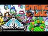 GAMING LIVE Wii U - Nintendo Land : Se joue aussi en solo