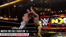 Hideo Itami vs. Tyler Breeze  WWE NXT, March 11, 2015 (WWE Network Exclusive)