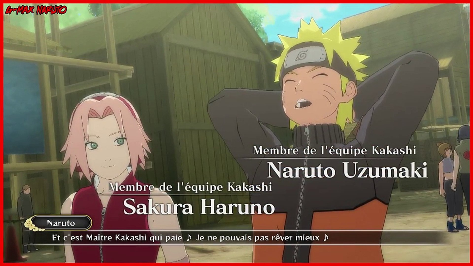 Naruto Shippuden ultimate ninja storm 3 full burst fr - francais - Lets Play : Episode 1 F