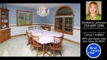 4575 Loch Alpine  East, Ann Arbor, MI - $544,900