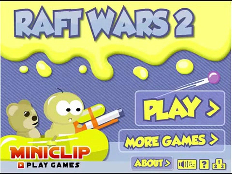 Raft Wars 2 Kids Game-Child Game