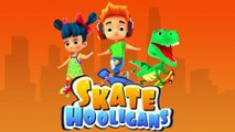 Skate Hooligans game on Rim Sim Games