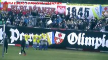 Olimpia Elblag 1:0 Polonia Warszawa (Polish II Liga 11.March )