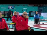 Day 4 | Wheelchair curling highlights | Sochi 2014 Winter Games