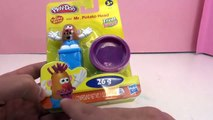 play-doh mr. potato head Knete Unboxing + Demo Unboxing + Demo toy story 3 mr potato head