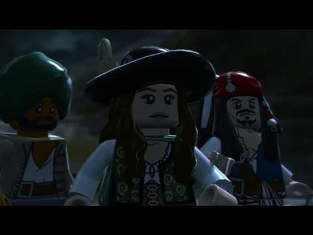 #LEGO Pirates of the Caribbean Episode 18 - White Cap Bay