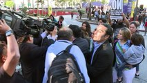 Los Ángeles se moviliza por los inmigrantes indocumentados