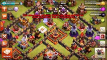 [ CLASH OF CLANS ] YOU NEED TO SEE THE DIFFERENCE HAVING MAX LEVEL HERO'S MAKES!! - Clash Of Clans