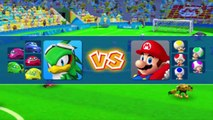 Mario & Sonic at the Rio 2016 Olympic Games (Nintendo 3DS) Playthrough Part 1