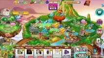 Legendary Dragon Combat 1 in Atlantis Island vs Storm Dragon in Dragon City