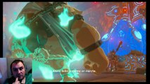 Zelda Breath of the Wild, Gameplay 31,Bestia divina vah Rudania Ira del fuego de Ganon enemigo Final
