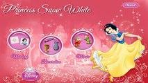 The Evil Queens Spell Disaster on Snow White - Fun Disney Princess Snow White Game Movie