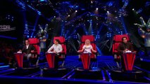 The Blind Auditions _ The voice of Holland 2016