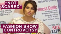 Bipasha Basu Says 'NOT SCARED' | Faces Media After Fashion Show Controversy | CLARIFICATION