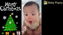 Kids Funny Video ★ Merry Christmas Baby ★ Merry Christmas Funny baby videos for Kid45