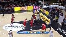 EuroCup: Valencia Basket - Hapoel Jerusalem (Özet)