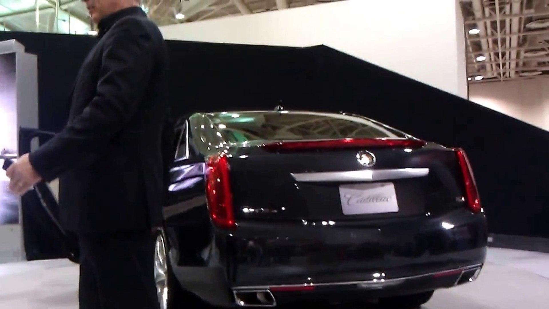 И автомобиль Купе водить машину роскошь Новые функции Обзор тест тест тест видео Cadillac CTS-V высо