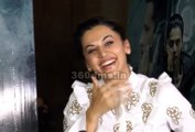 Taapsee Pannu COMPARE Herself With Akshay Kumar- Watch Video!
