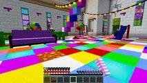 Minecraft - MAX & LEAH RUN AWAY - Little Baby Max