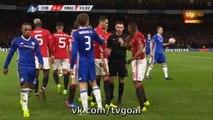 Chelsea - Manchester united : 1-0 qualification en Fa CUP de Chelsea 13 mars 2017