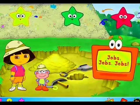 Dora the Explorer – Jobs, Jobs, Jobs – Full Episode No 29