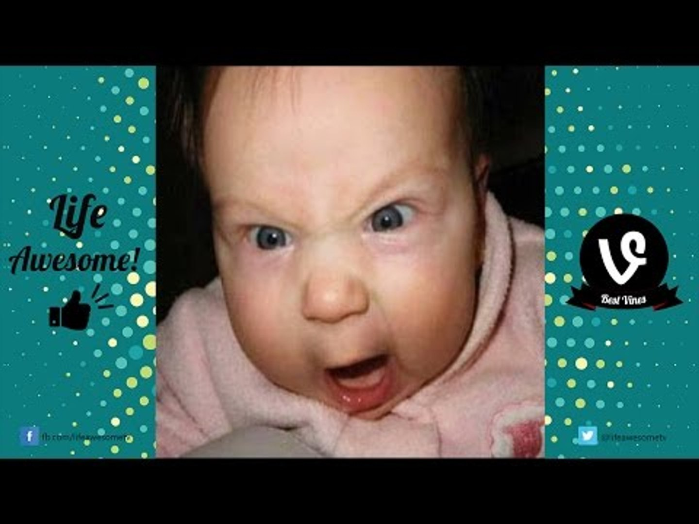 TRY NOT TO LAUGH or GRIN - NEW Kids Vines Fails Compilation | Funny Kids Fails 2016