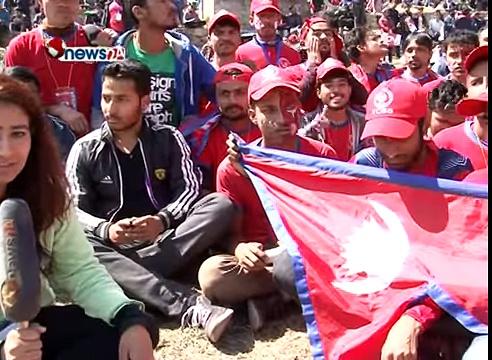 CRICKET CRAZE IN NEPAL- SPORTS NEWS