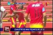 Roberto Chale no es más técnico de Universitario de Deportes